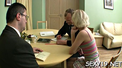 Russian, Tutor, Humping, Hump, Russian old young, Teen doggystyle