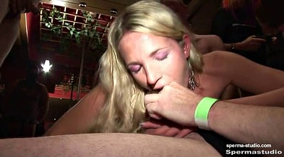 Creampie, Gangbang creampie, Cum in mouth