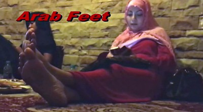Arab, Arabic, Spying, Arab voyeur, Arab feet, Arabic milf