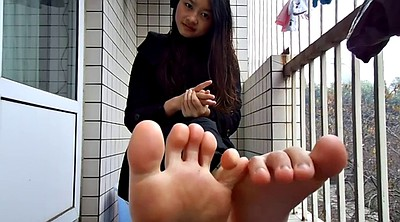 Chinese foot, Chinese feet, Sole, Chinese teen, Teen feet, Foot asian
