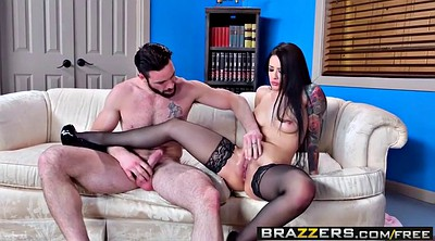Brazzers, Ass licking, Katrina jade, Bbw big ass