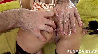 Teen creampie, Young anal