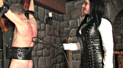Leather, Mistress t, Femdom whip