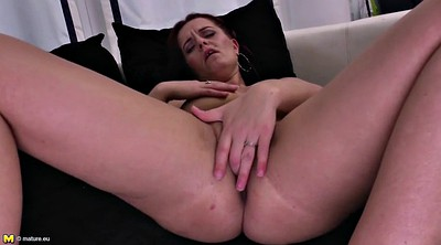 Mature anal, Mother