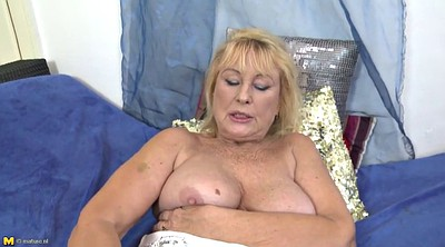 Grannies, Young milf