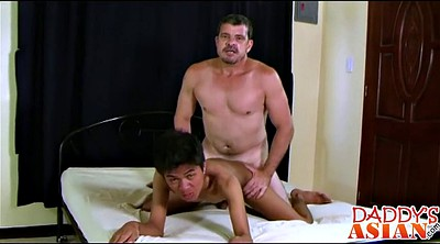 Daddy, Youngest, Dad fuck, Gay dad, Asian cute