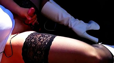 Crossdressers, White stockings