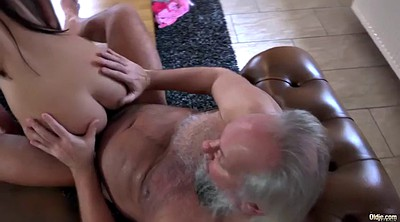 Old dick, Caught masturbation