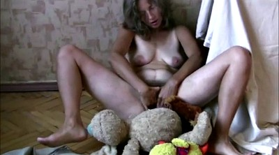 Mature russian, Hairy russian, Hairy mature