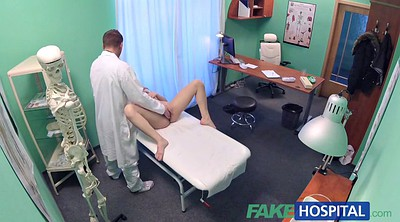 Squirt, Czech, Shy, Hospital, Fake hospital