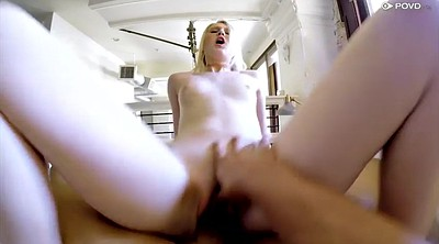 Lily, Snow white, Missionary, Lily rader, Sit, Face pov