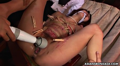 Japanese bdsm, Screaming