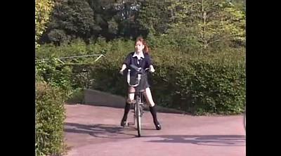 Japanese lesbian, Japanese lesbians, Lesbian japanese, Bicycle