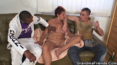 Grandma, Wife threesome