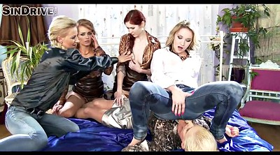 Domination, Dominant, Lesbian domination, Kate, Lesbian peeing, Hell