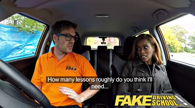School, Fake, Creampie compilation, Fake driving school, Fake taxi, Driving school