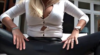Leather, Beauty tits