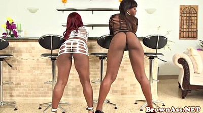 Threesome hd, Shaking, Ass shaking