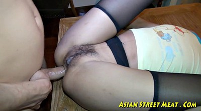 Thai, Cleaning, Asian feet, Clean