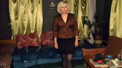 Mature casting, Russian wife, Mature wife, Hairy wife