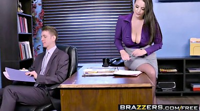 Secretary, Secretary anal, Big tits at work