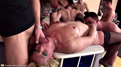 Old young, Mature gangbang, Gangbang mature, Young sex, Pissing granny, Milf pissing