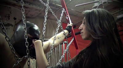 Whipping femdom, Whipped