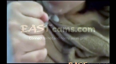 Handjob, Asian blow