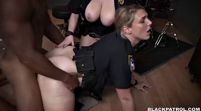 Punishment, Chubby threesome, Rapper, Patrol, Femdom punish, Black patrol