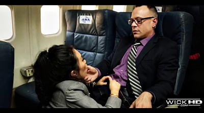 Asian group, Asian orgy, Airline