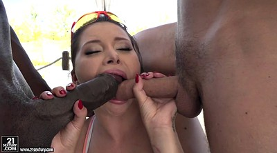 Anna polina, Anna, Black big, Big white