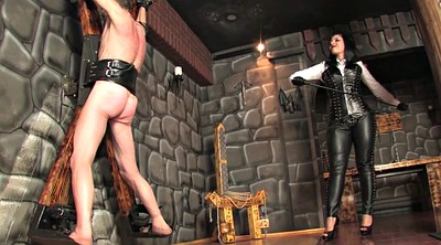Mistress, Whipping, Leather