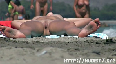 Caught, Nudist, Shy, Public nude, Nude beach