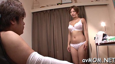 Japanese mature, Japanese blowjob