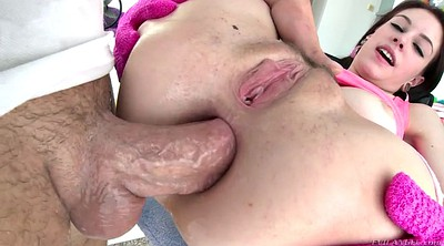 Hairy anal, Fat hairy