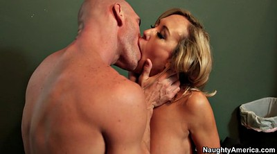 Brandi love, Milf boss, Deliver, Brandy love