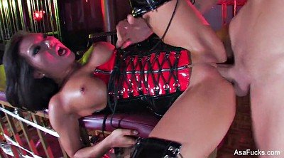 Asa akira, Caged, Young young, Young creampie