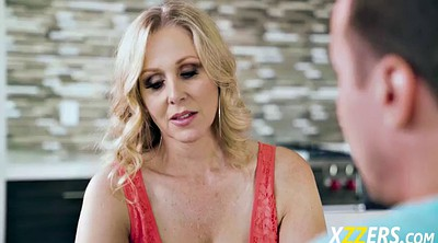 Julia ann, Son in