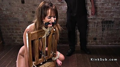 Squirting, Bound fuck