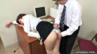 Japanese, Japanese office, Japanese dildo, Colleague