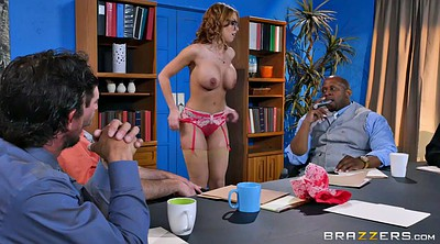Office, Tits job, Britney amber, Officer