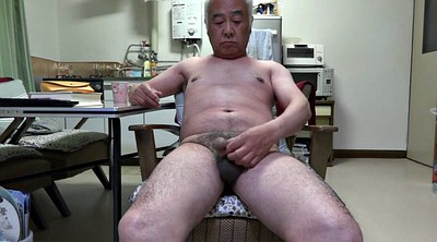 Touch, Japanese granny, Japanese old, Asian granny, Touching, Japanese old man