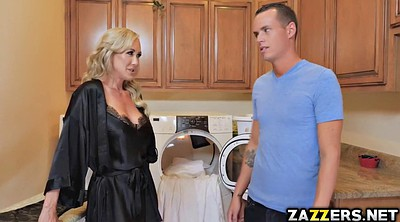 Blonde wife, Brandi love, Helping, Brandi, Young blonde