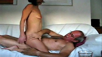 Mature anal, Mature couple, Skinny mature