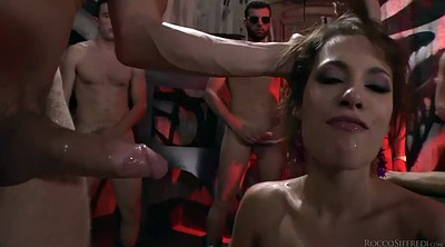 Group, Brittany, Anal gape