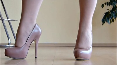 High heels, Shoes, High heels fetish