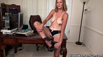 Jayden, Office nylon, Nylon office, Nylon milf, Nylons milf