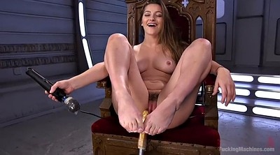 Dance, Fucking machines, Dani daniels, Hairy solo masturbation