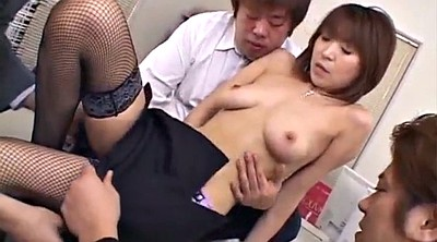 Japanese office, Group sex, Office sex, Japanese offic