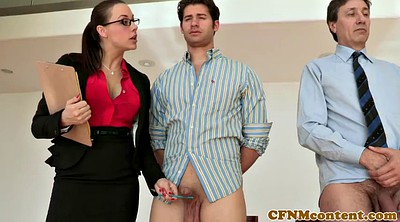 Cfnm, Licking, Rimming